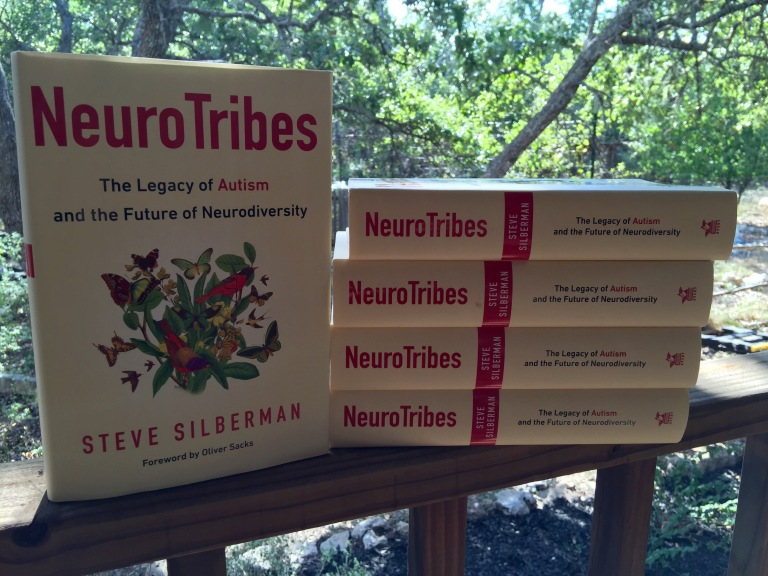 neurotribes stack